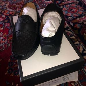Men's Gucci loafers 100% authentic NWT